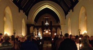 Carols at St Peter